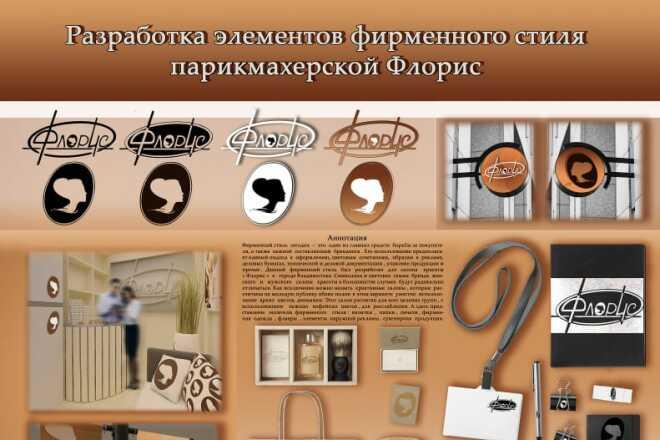 Создание логотипа, товарного знака 10 - kwork.ru
