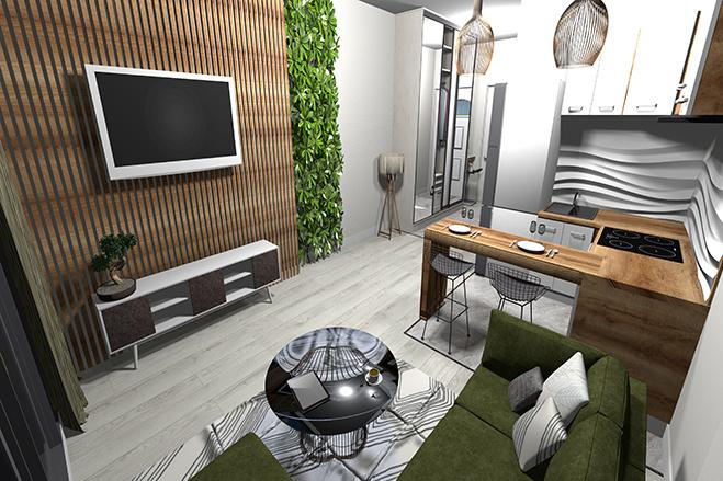 Интересные планировки квартир 15 - kwork.ru