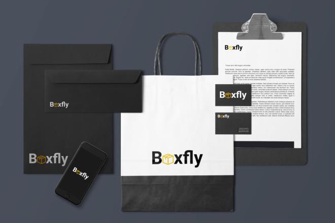 Создам логотип, визуализация в подарок 4 - kwork.ru