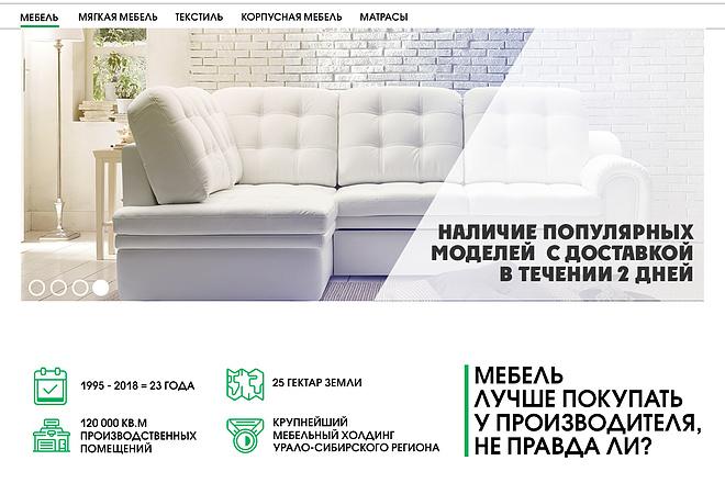 PSD-Макет лендинга 16 - kwork.ru