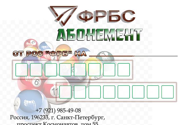 Создание и оформление корпоративной документации 3 - kwork.ru