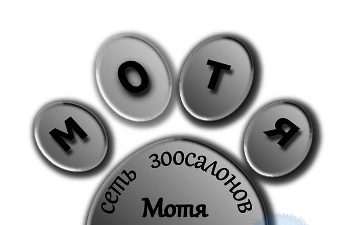 Разработаю и нарисую логотип быстро, недорого, качественно 1 - kwork.ru