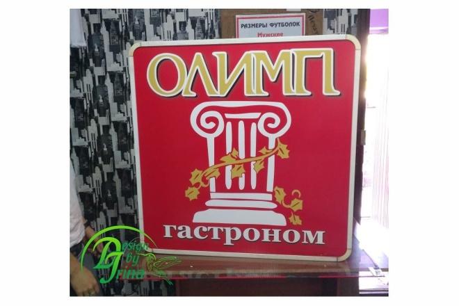 Отрисовка в вектор 71 - kwork.ru