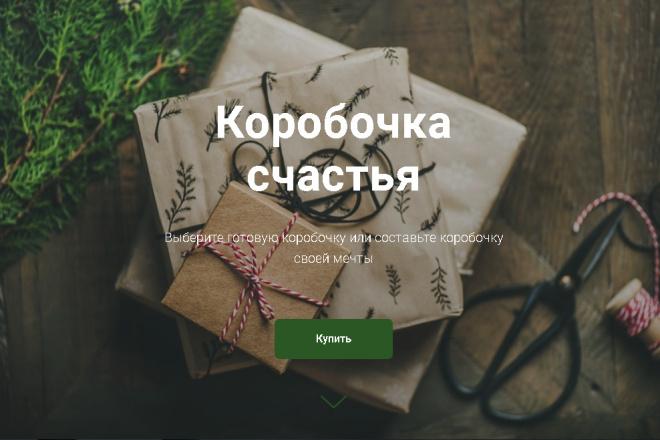 Дизайн сайтов на Тильде 11 - kwork.ru