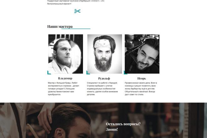 Перенос, экспорт, копирование сайта с Tilda на ваш хостинг 8 - kwork.ru