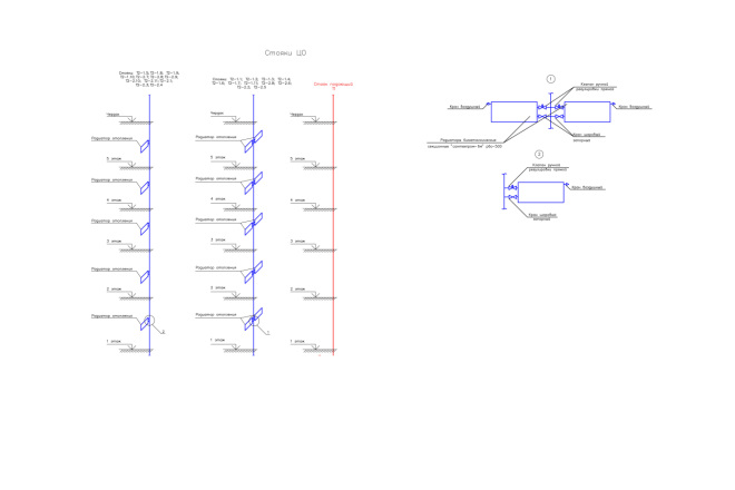 Оцифровка чертежей, планов в DWG, любые чертежи планы,детали 10 - kwork.ru