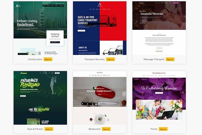 ПАК 1000 шаблонов и дополнений для WordPress 49 - kwork.ru