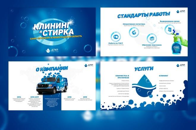 Оформление презентации товара, работы, услуги 45 - kwork.ru