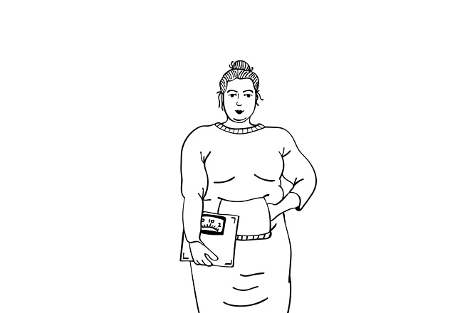 Нарисую любую иллюстрацию в стиле doodle 21 - kwork.ru