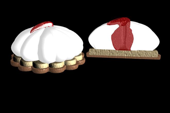 3D модель 29 - kwork.ru