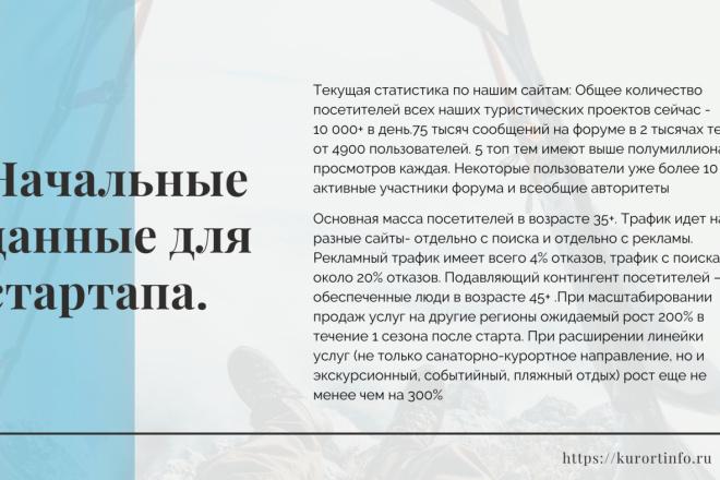 Стильный дизайн презентации 105 - kwork.ru