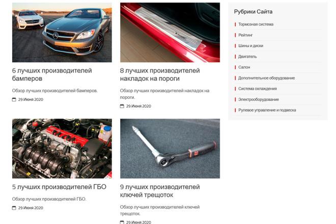 Доработка и исправления верстки. CMS WordPress, Joomla 2 - kwork.ru
