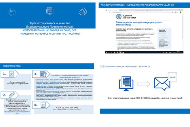 Оформление презентаций в PowerPoint 1 - kwork.ru