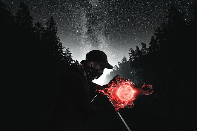 Занимаюсь обработкой в фотошопе - ретушь, замена фона, цветокор 14 - kwork.ru