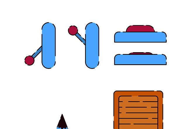 Спрайт для игры 5 - kwork.ru