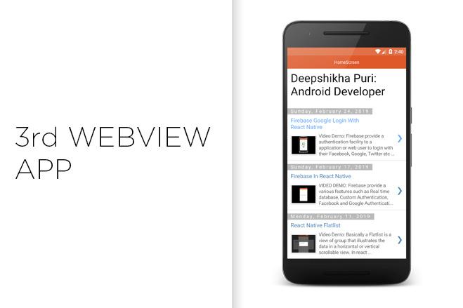 Качественная конвертация сайта в мобильное приложение 4 - kwork.ru