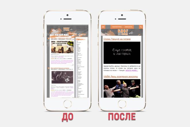 Адаптация сайта под все разрешения экранов и мобильные устройства 49 - kwork.ru