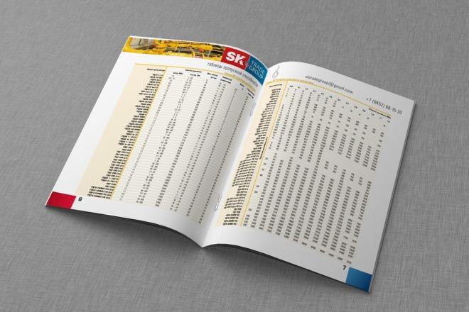 Разработка полиграфического издания 28 - kwork.ru