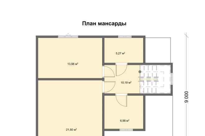 3д моделирование и визуализация экстерьеров домов 24 - kwork.ru