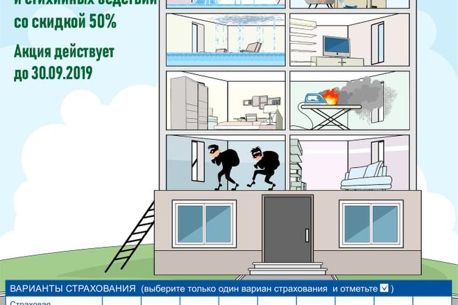 Иллюстрации, рисунки, комиксы 26 - kwork.ru