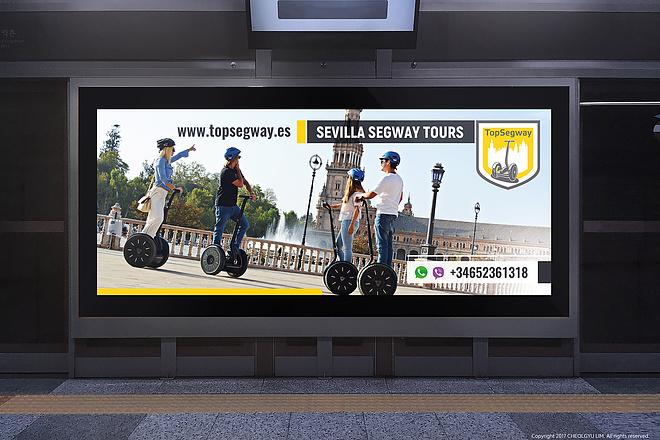Разработаю дизайн наружной рекламы 73 - kwork.ru