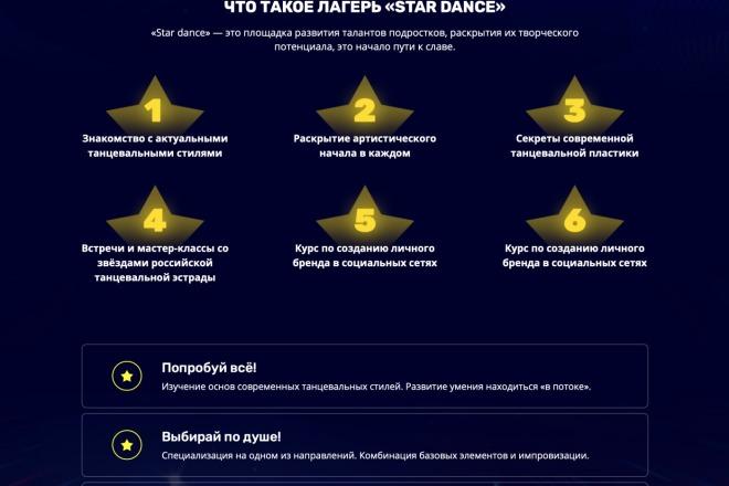 Вёрстка сайтов по доступной цене 61 - kwork.ru