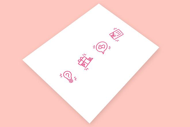 Создание иконок для сайта, приложения 23 - kwork.ru