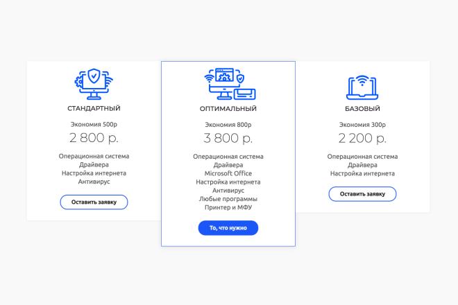 Создание иконок для сайта, приложения 21 - kwork.ru