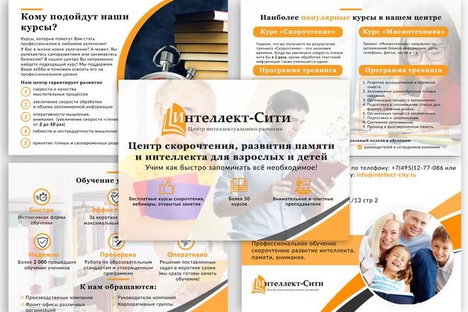 Сделаю презентацию в MS PowerPoint 127 - kwork.ru