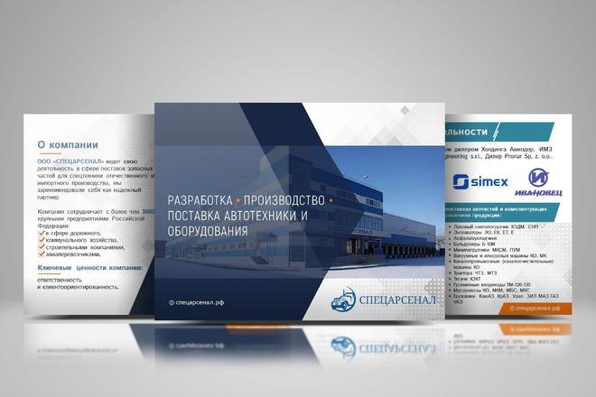 Сделаю презентацию в MS PowerPoint 126 - kwork.ru