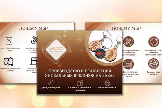 Сделаю презентацию в MS PowerPoint 115 - kwork.ru