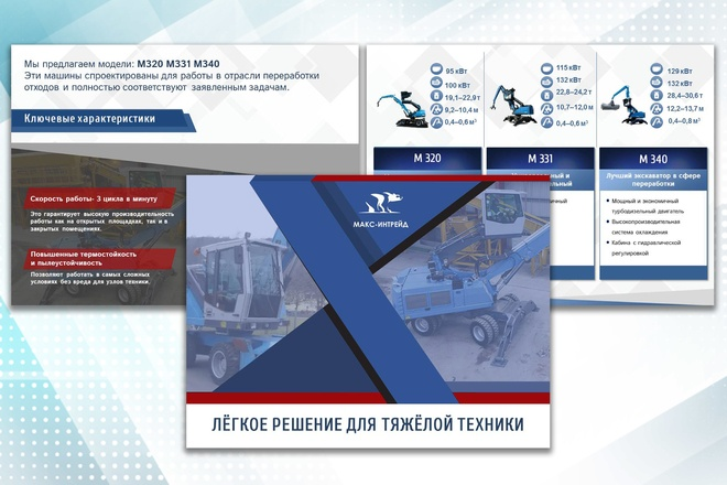 Сделаю презентацию в MS PowerPoint 119 - kwork.ru