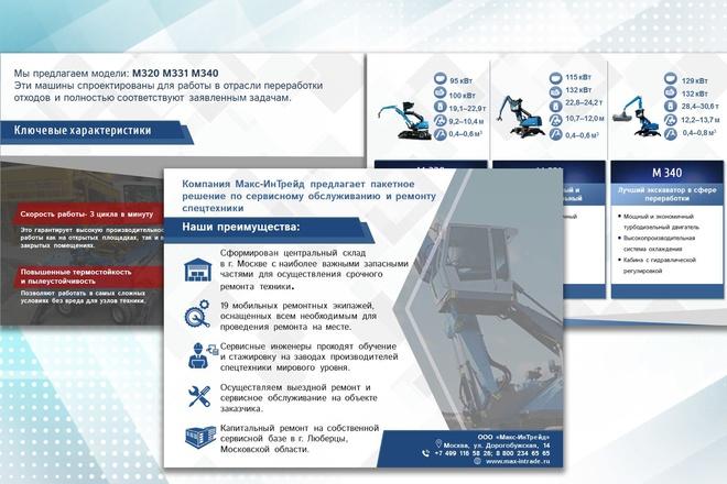 Сделаю презентацию в MS PowerPoint 118 - kwork.ru