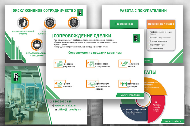 Сделаю презентацию в MS PowerPoint 110 - kwork.ru