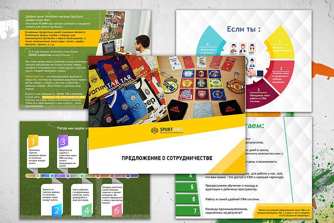 Сделаю презентацию в MS PowerPoint 109 - kwork.ru