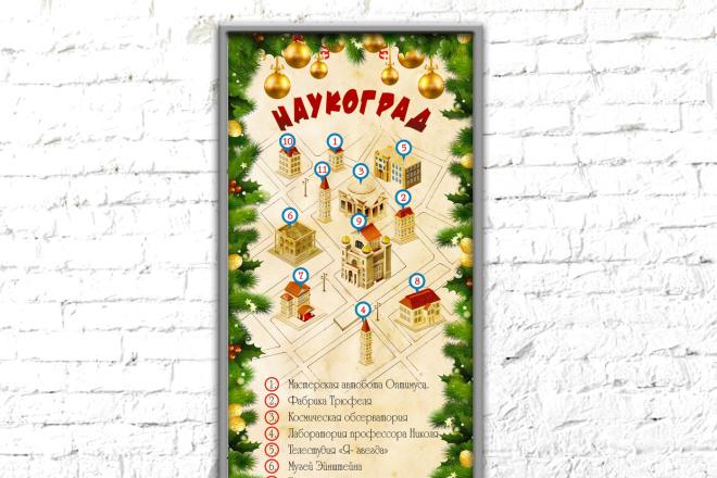 Разработаю макет баннера 1 - kwork.ru