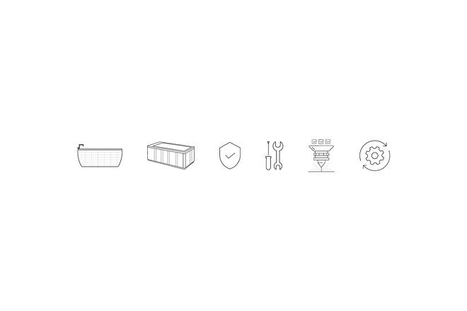 Создам 5 иконок в любом стиле, для лендинга, сайта или приложения 28 - kwork.ru