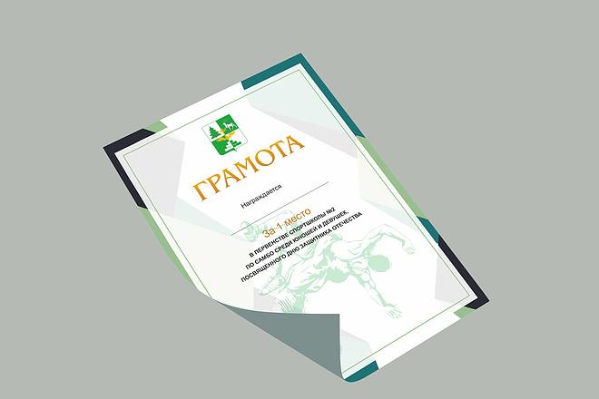 Сделаю сертификат 47 - kwork.ru