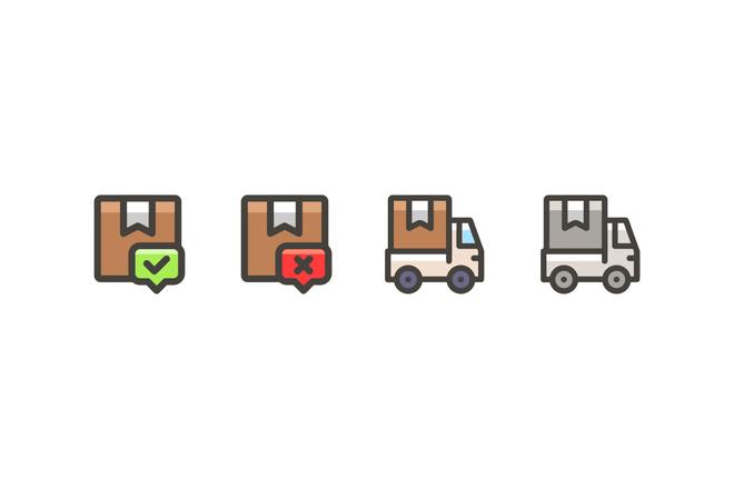Дизайн иконок 12 - kwork.ru