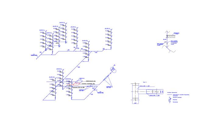 Оцифровка чертежей, планов в DWG, любые чертежи планы,детали 13 - kwork.ru