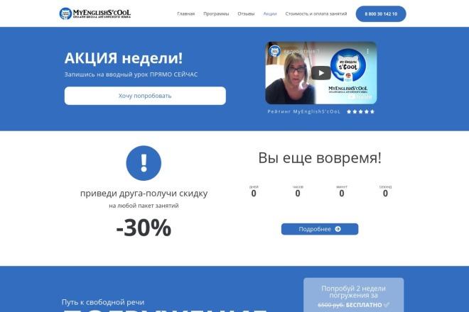 Качественная верстка по макету 35 - kwork.ru