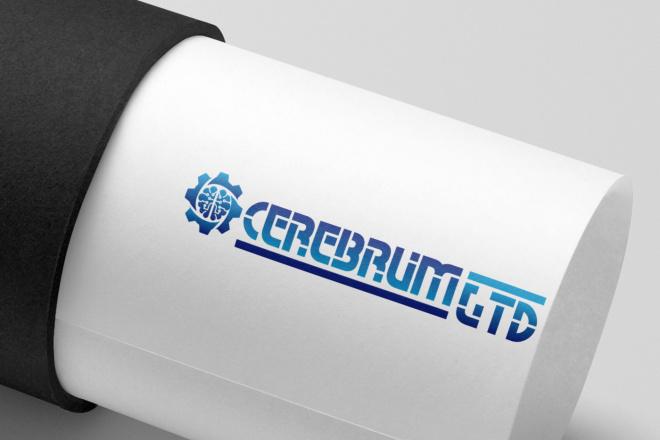 Разработаю 3 варианта модерн логотипа 59 - kwork.ru