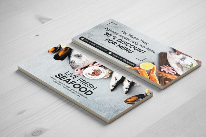 Разработаю дизайн листовки, флаера 14 - kwork.ru