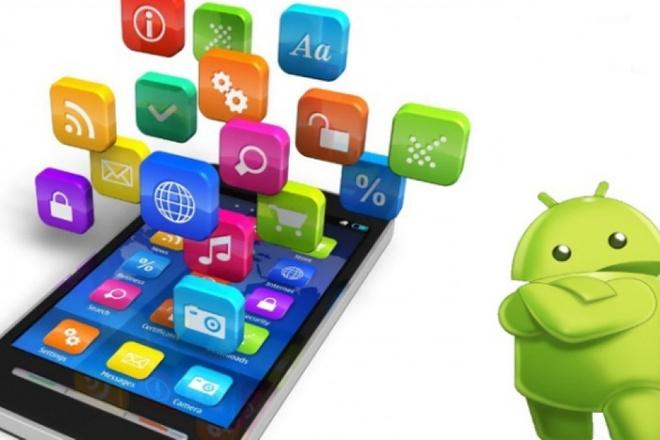 100 установок приложения Android 3 - kwork.ru