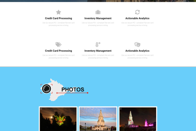 Создание сайта на WordPress 27 - kwork.ru