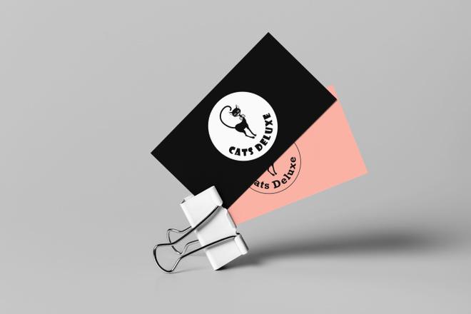 Разработаю стильный логотип для Вашего бизнеса 2 - kwork.ru