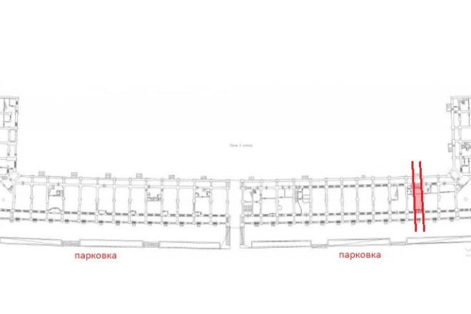 Выполнение планов, фасадов, деталей, схем 5 - kwork.ru