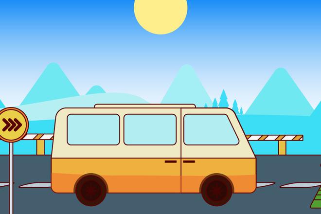 2D графика для ваших игр 3 - kwork.ru