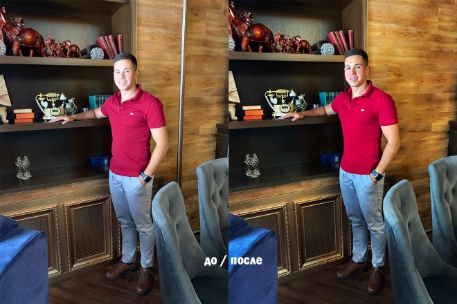 Выполню фотомонтаж в Photoshop 11 - kwork.ru