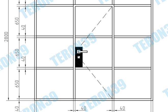 Только ручная оцифровка чертежей, сканов, схем, эскизов в AutoCAD 19 - kwork.ru